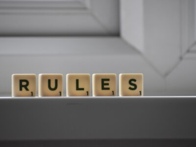 rules of a homeowners association