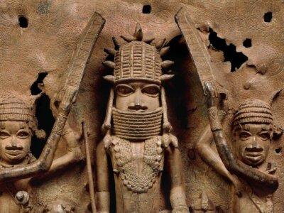Benin Bronzes - African artifacts