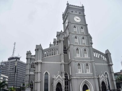 Christ Church Cathedral - Historical Buildings In Nigeria