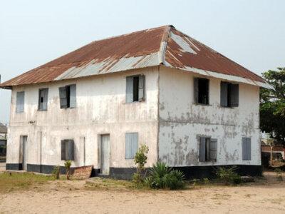 First European Storey Building - Historical Buildings In Nigeria