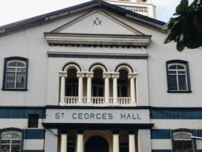 Saint George's Hall - Historical Buildings In Nigeria
