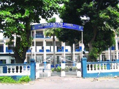 Kings College - Historical Buildings In Nigeria