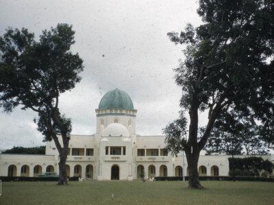Lugard Hall - Historical Buildings In Nigeria