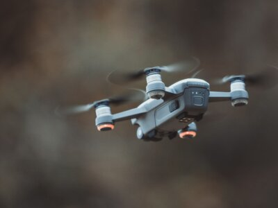 Drones are one of the Proptech trends making an impact in real estate