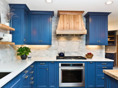 painted cabinets for home renovation