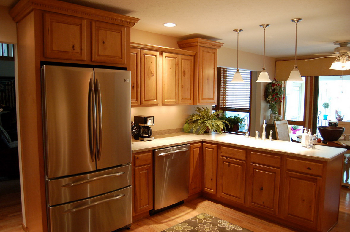 Kitchen Big Beautiful Kitchens With